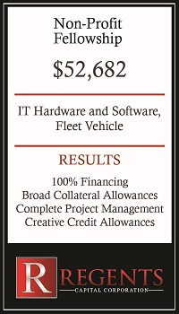 Non-profit financing graphic