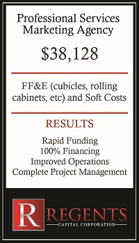 Professional services financing options