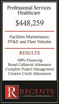 medical equipment financing graphic
