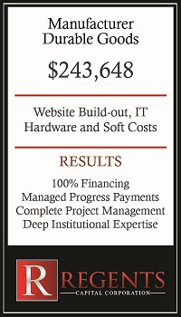 Manufacturing equipment leasing programs graphic