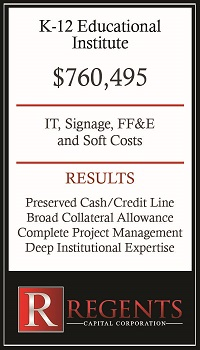 Educational institute business funding solutions graphic