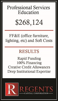 Professional education financing graphic
