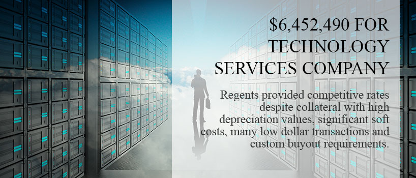 technology services company graphic