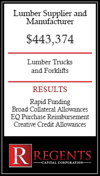 Lumber supply financing options