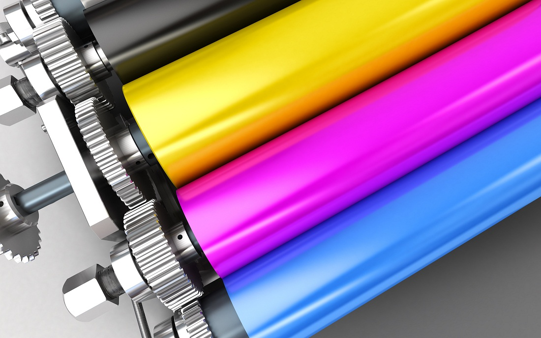 color printing logo