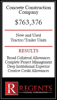 construction equipment financing