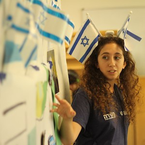 Israel, Camp Shelanu, Voice4Israel