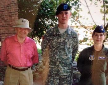 Joel Freelander, Voice4Israel, Veterans Day