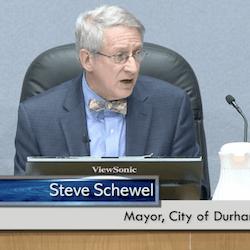 Israel, Durham City Council, lawsuit