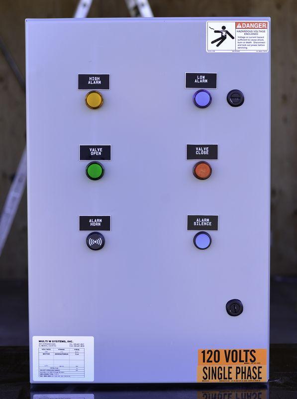 Sentronic electronic water level sensors electronic water sensor control box
