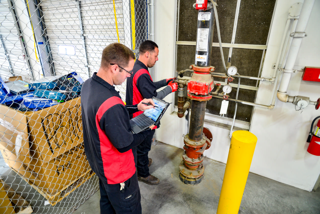 fire safety inspection souther california - National Service Controls