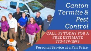 Canton-Termite-Pest-Control