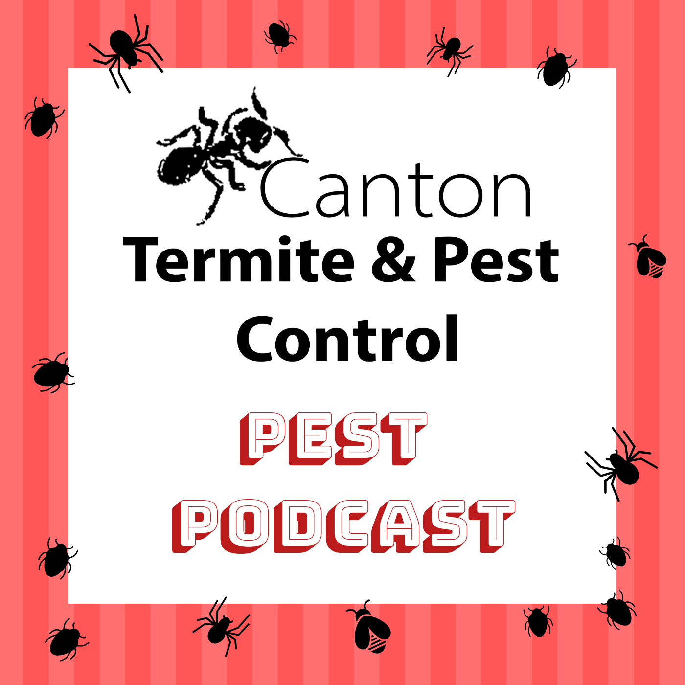 Canton Termite and Pest Control Podcast