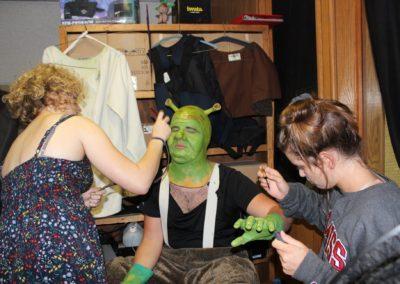 Shrek Make up