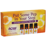 Put Some Pep in Your Step Oil Kit Essential Oils For Energy