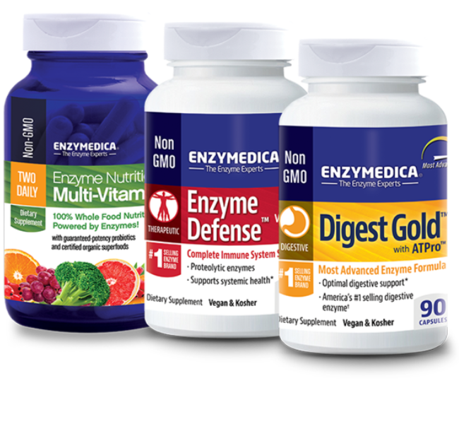 Enzymes for Digestion Process