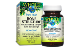 Pure Food Bone Structure Multivitamin & Mineral