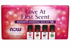 NOW Foods Solutions Love At First Scent Romantic Essential Oils Kit
