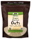 Steel Cut Oats, Organic