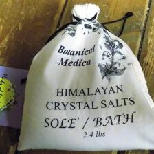 Crystal Bath Salts