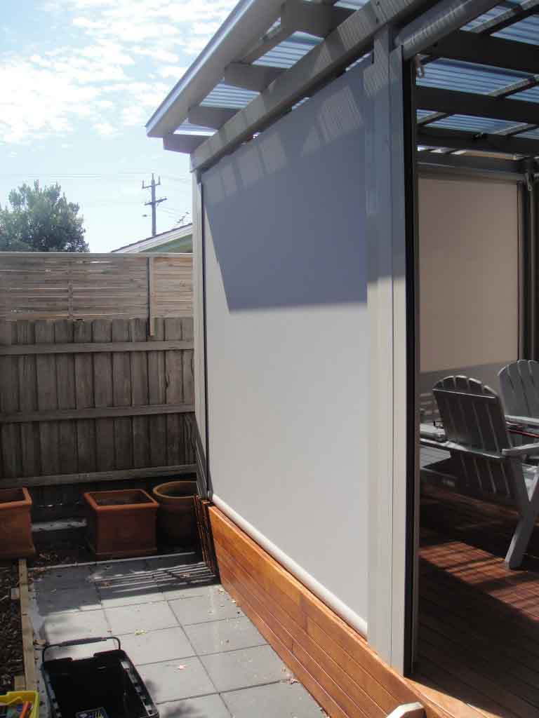 Awnings Channel Blinds