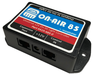 On-Air 85 -- Universal 12v On-Air Light Controller