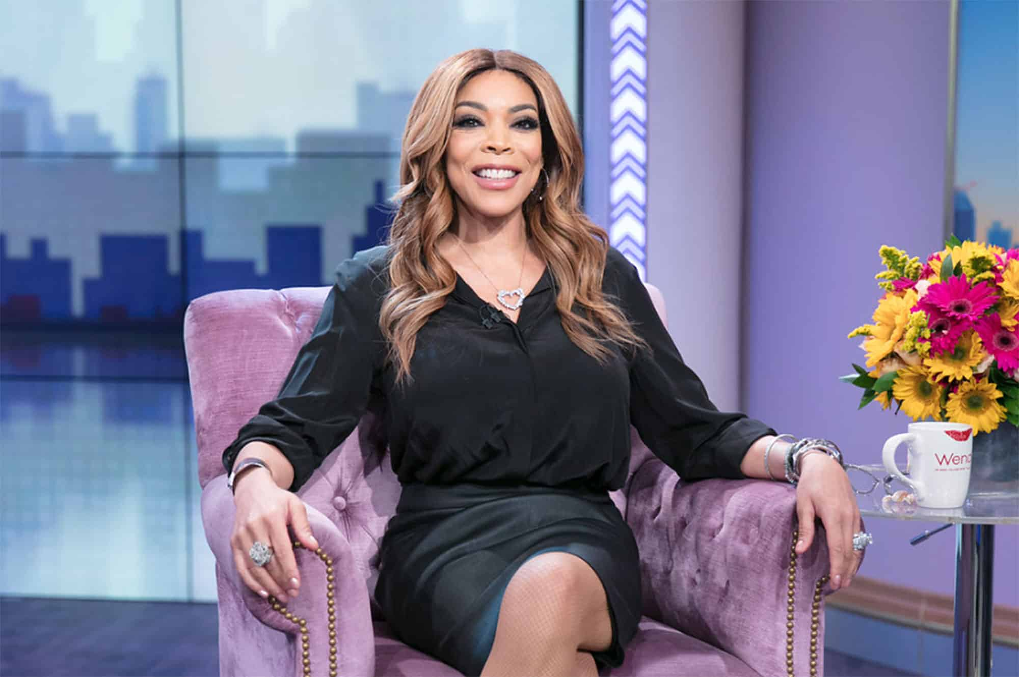 Wendy Williams on Show