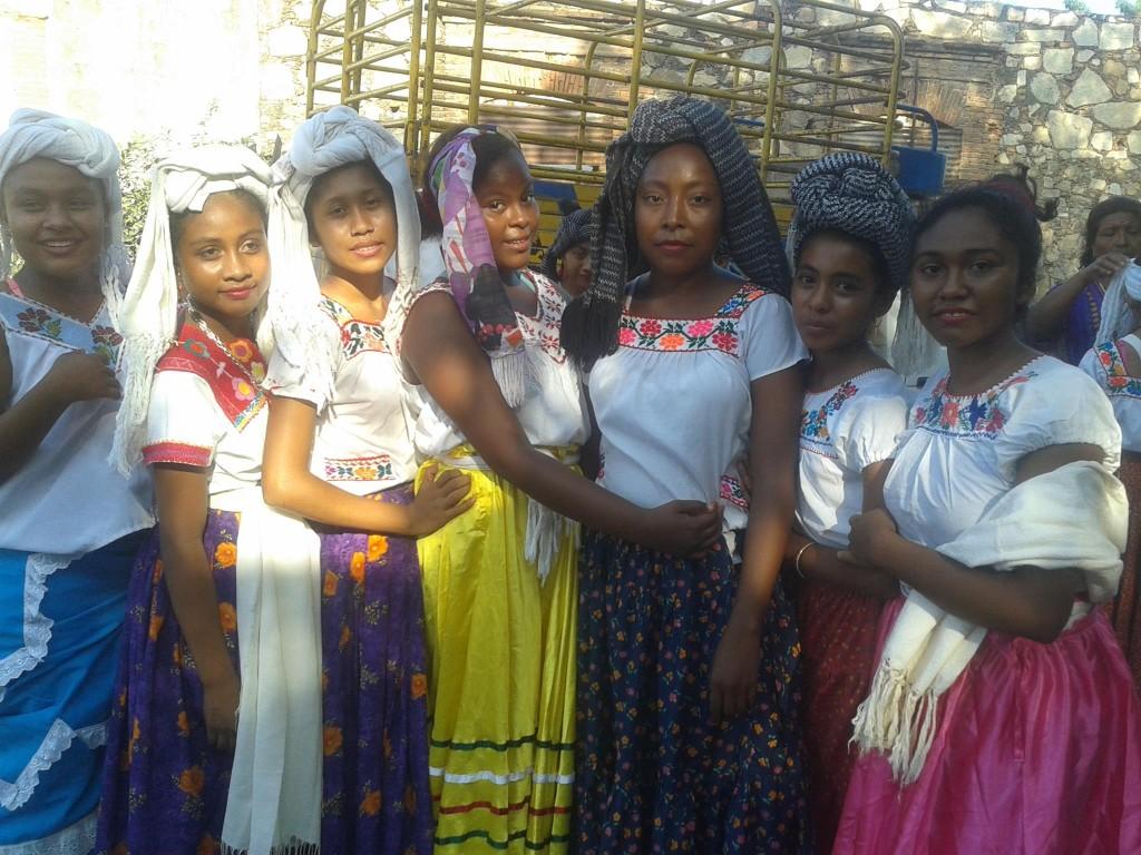 afro Mexico women