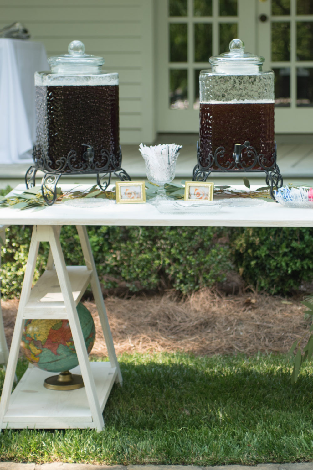 The Corner District, Summer Wedding Inspiration, Hydration Station, North Georgia Weddings