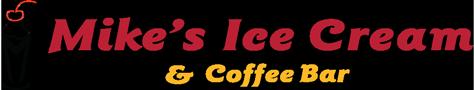 Mike's Ice Cream Logo