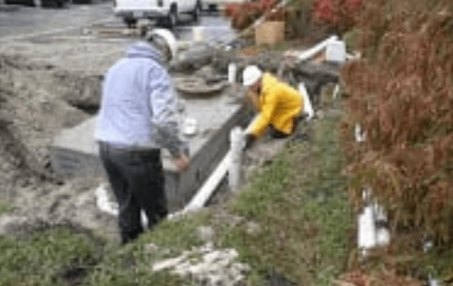Repairing water line pipes in Boca Raton