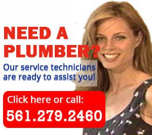 Palm Beach Gardens Plumber Services