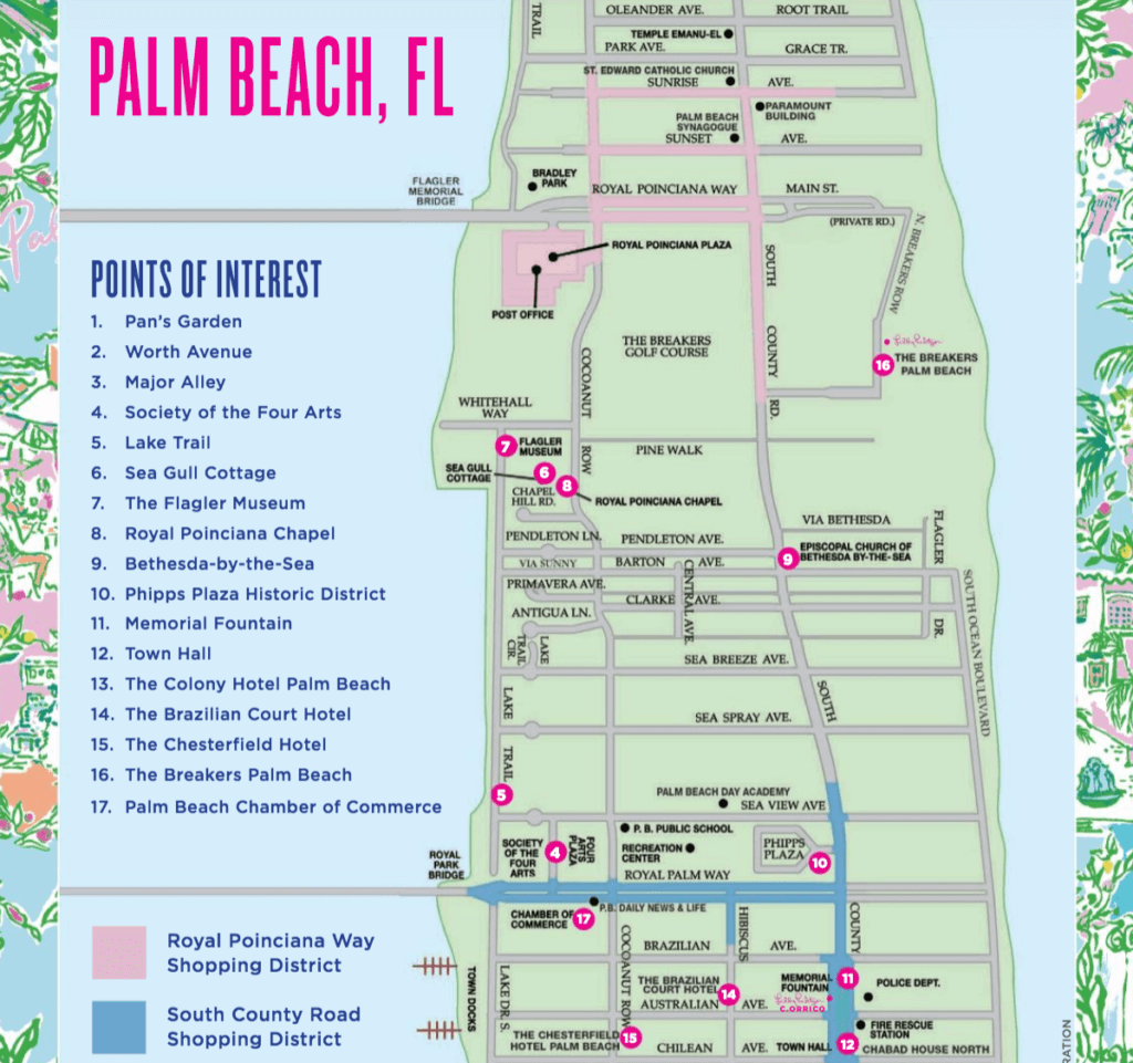 Palm Beach Island and it's favorite plumber