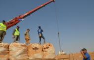 75 ألف شخص يتلقون إغاثات على الحدود الأردنية السورية