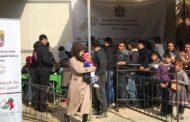 2085 نازح سوري في البترون يستفيدون من المساعدات الإماراتية