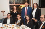 قنصل لبنان العام في اسطنبول يكرّم الرحباني وطوجي