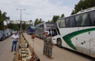 752 نازحا  سوريا يعودون الى بلداتهم