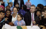 5 ملايين جنيه إسترليني إضافية لمنظمة اليونيسيف دعما لبرنامج التعليم الغير رسمي في لبنان