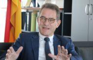 سفير المانيا جورج بيرغيلين: حرب سوريا لم تنته ولبنان يحتاج إلى إصلاحات جذرية عاجلة