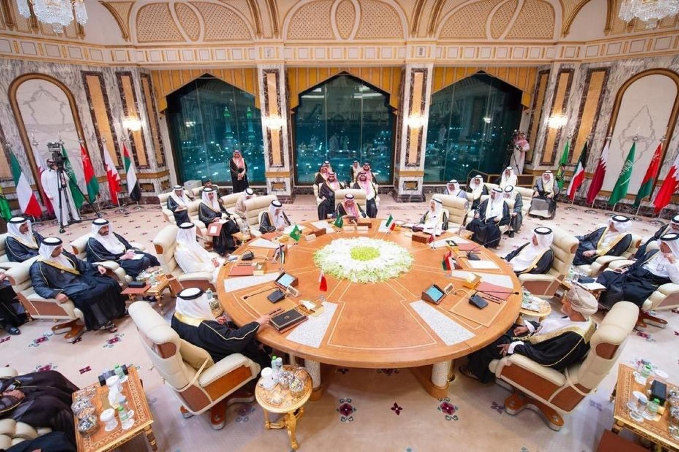 البيان الختامي لقمة قادة مجلس التعاون الخليجي في مكة