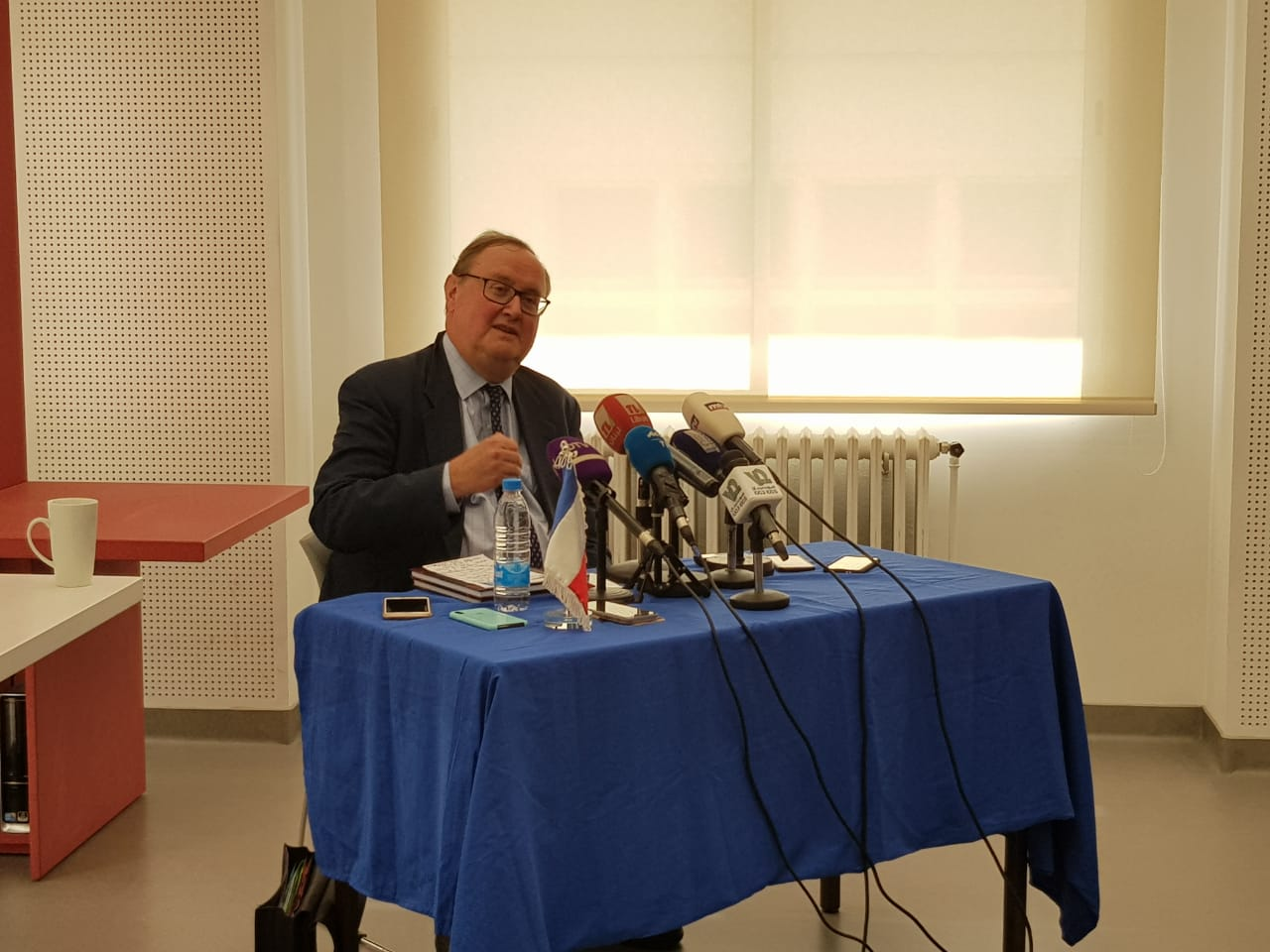 السفير بيار دوكان: لا معجزة للوضع الإقتصادي اللبناني إلا بالإصلاحات وضبط الإنفاق