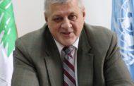 المنسّق الخاص للأمم المتحدة يان كوبيش: الأطراف الدوليّون أكدوا أن لا حرب ولا تصعيد في لبنان