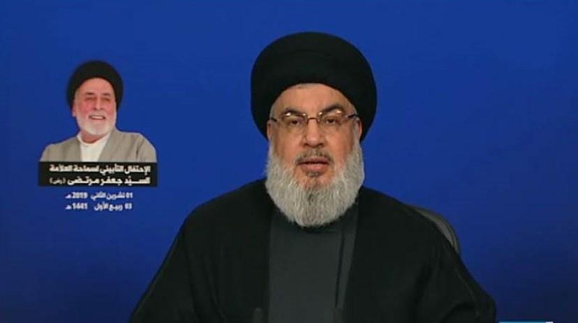 السيد نصر الله: وعي اللبنانيين وصبرهم جنّبهم ما كان يخطّط له البعض من الذهاب الى الفوضى أو الإقتتال الداخلي
