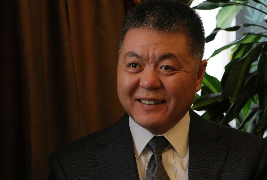 الصين تقدّم للبنان جهازين متطورين لفحص كورونا والسفير كيجيان يقول أن الوباء قابل للاحتواء