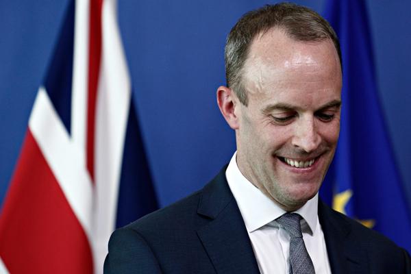وزارة الخارجية في المملكة المتحدة تعلن عن قانون