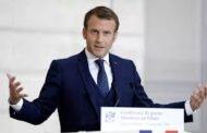 ماكرون: إنني أخجل مما يقوم به رؤساؤكم وقادتكم! (المؤتمر الصحافي الكامل من باريس)