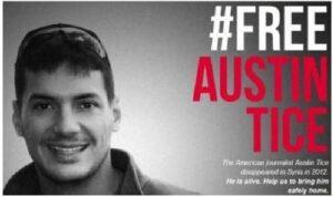 الصحافي أوستن تايس مفقود في سوريا منذ 8 أعوام