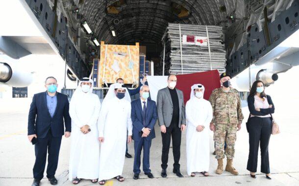 قطر تقدّم للبنان مستشفيين ميدانيين من ألف سرير لمواجهة كورونا