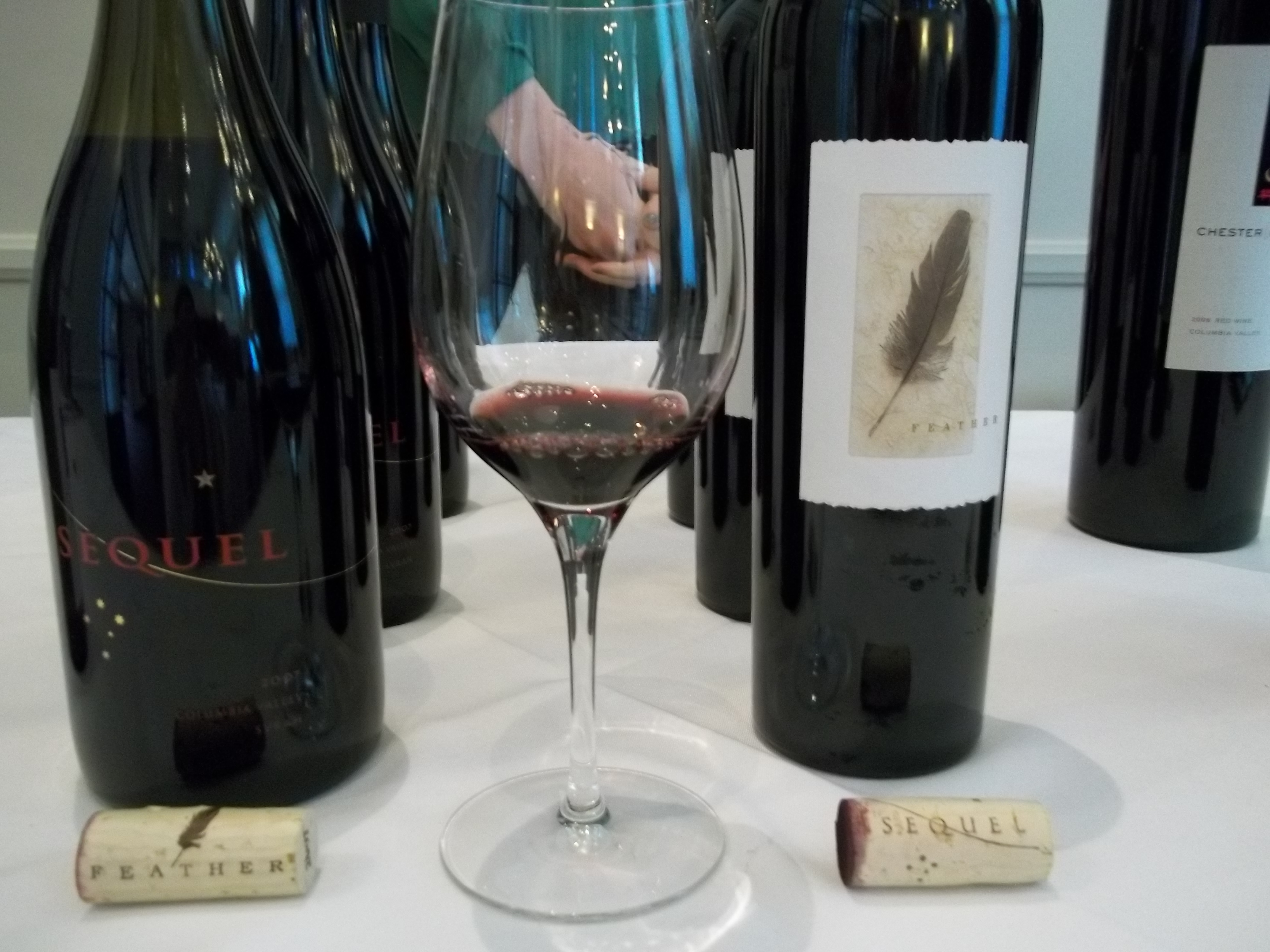 Wine tasting - Wine tasting, cheese tasting, etc. are good ways to get out, be social, and to have fun together. You can talk about what you think tastes good, and why or why not. Whatever it is that you may be tasting can be great icebreakers for conversation.