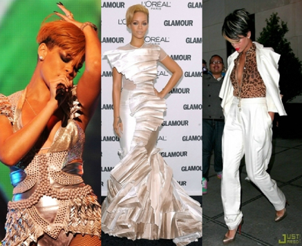 2010- Glamous! The best the star has looked